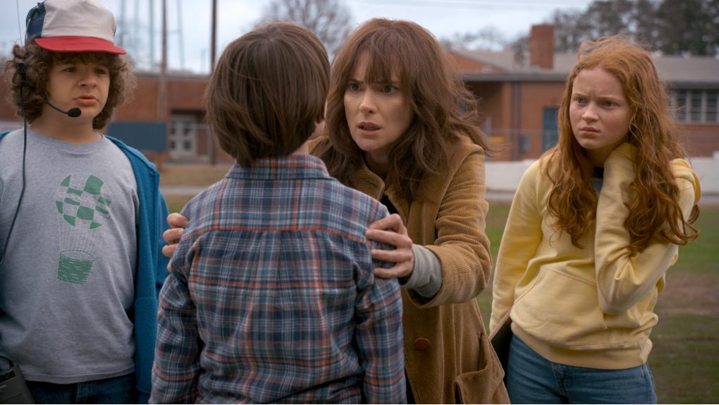Stranger Things - Temporada 2 (Disponível na Netflix)