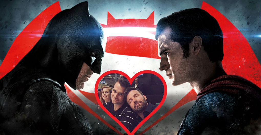 15. Batman e Superman