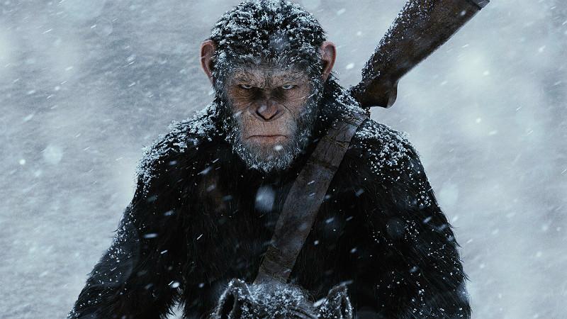 15. Planeta dos Macacos: A Guerra