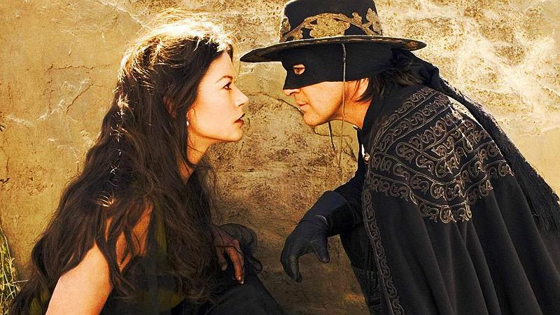 A Máscara do Zorro
