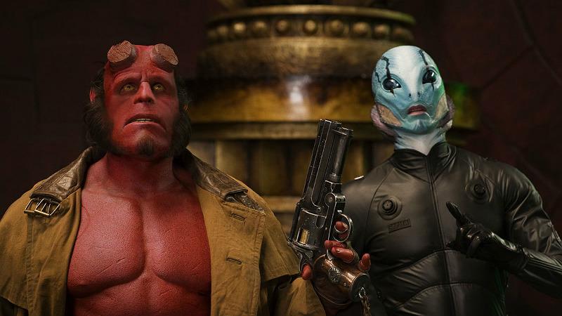 5. Hellboy 2 - O Exército Dourado (2008)