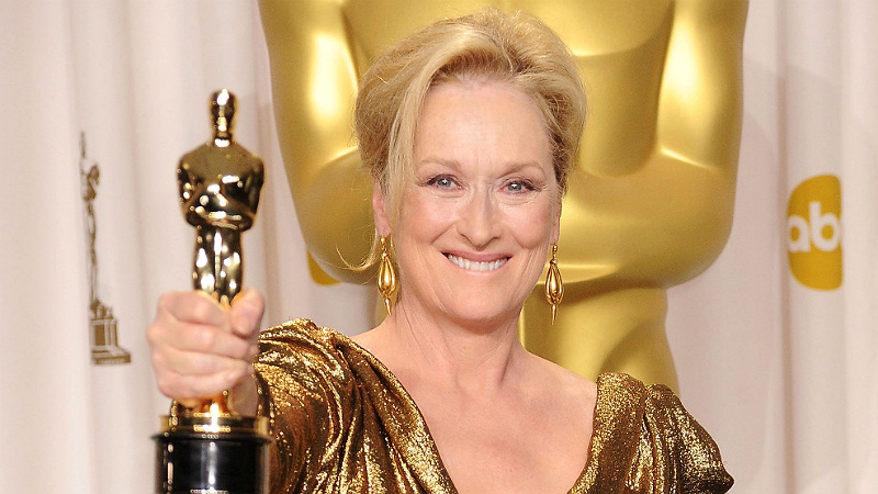 Meryl Streep, atriz