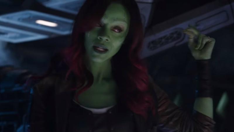 Gamora, filha
