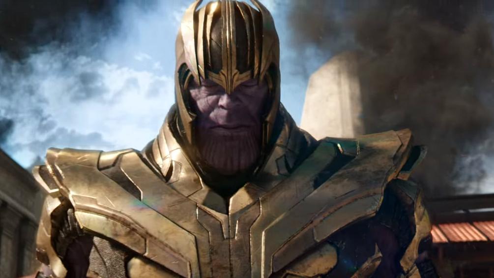 Mais da armadura de Thanos