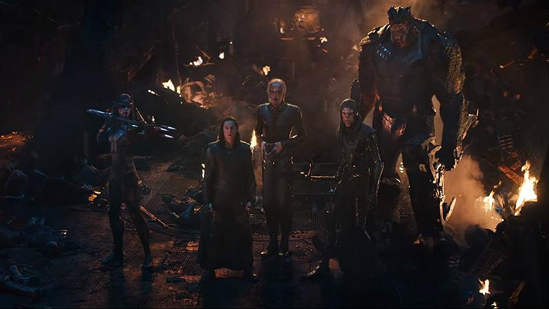 A Ordem Negra e Loki
