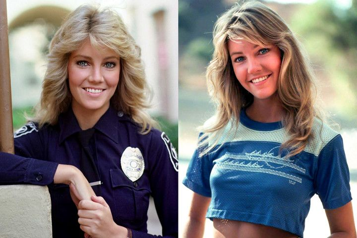 Heather Locklear (Carro Comando, Dynasty)