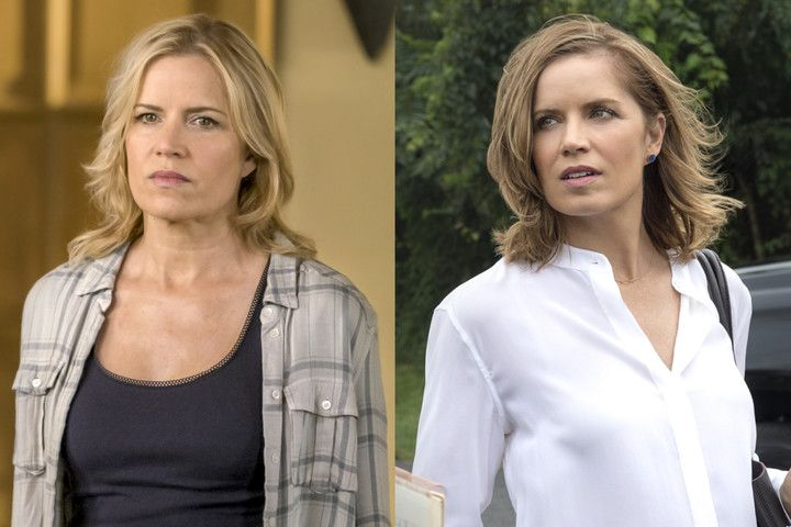 Kim Dickens (Fear the Walking Dead, House of Cards)