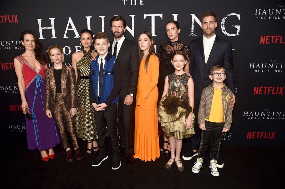Família (quase toda) reunida