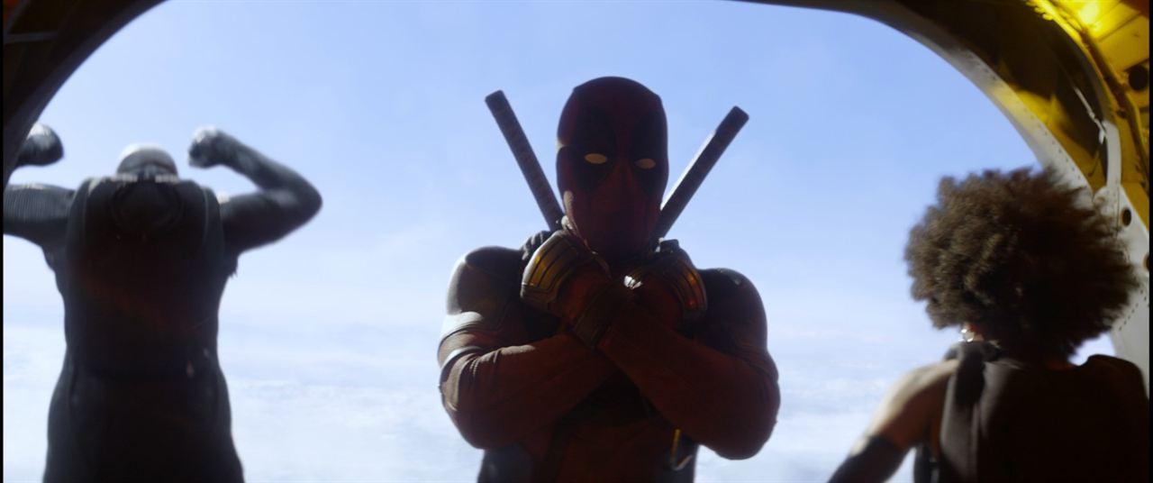 7º lugar - Deadpool 2