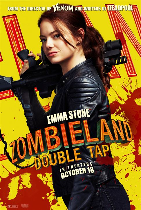 Emma Stone como Wichita