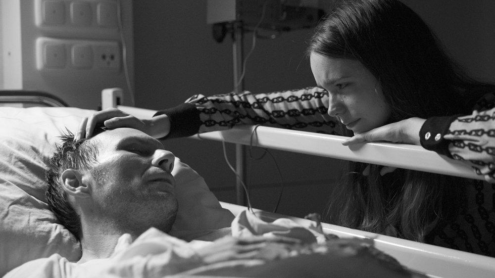 Ninfomaníaca - Volume 1 : Foto Christian Slater, Stacy Martin