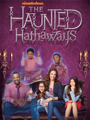 Haunted Hathaways : Poster