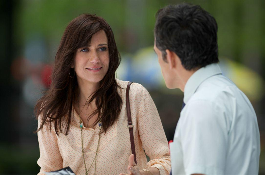 A Vida Secreta de Walter Mitty : Foto Ben Stiller, Kristen Wiig
