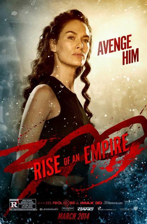 300 - A Ascensão Do Império : Poster