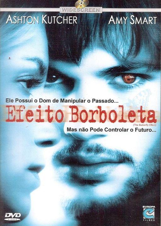 Efeito Borboleta : Poster