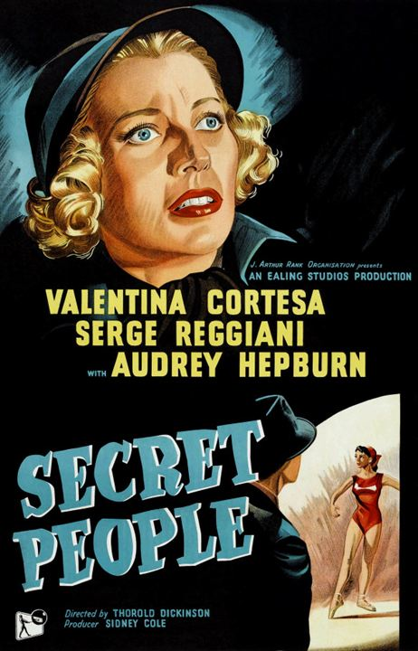 The Secret people : Poster