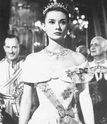A Princesa e o Plebeu: Audrey Hepburn
