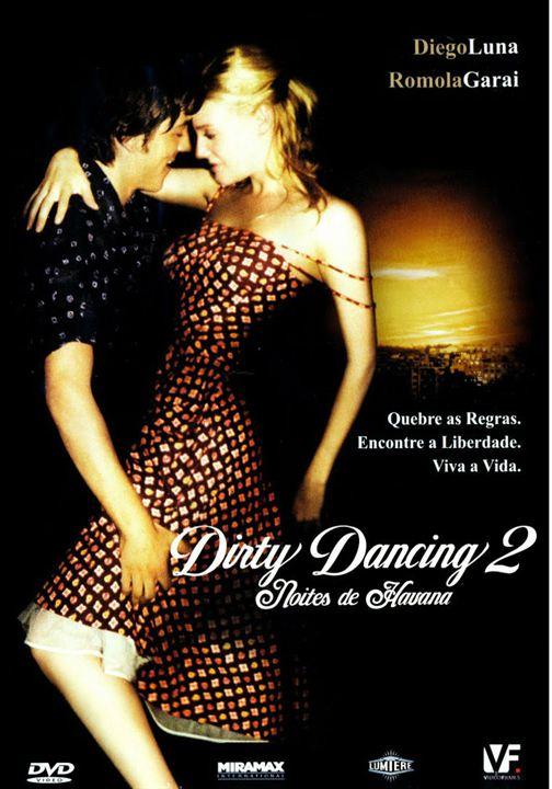 Dirty Dancing - Noites de Havana : Poster