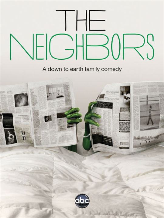 The Neighbors : Poster