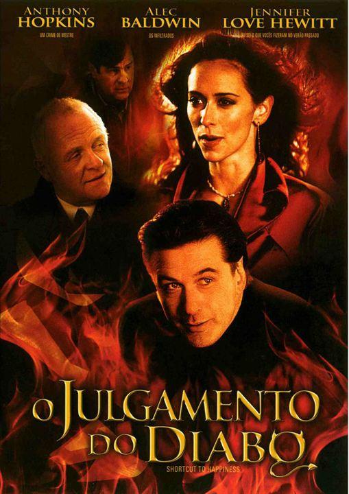 O Julgamento do Diabo : Poster
