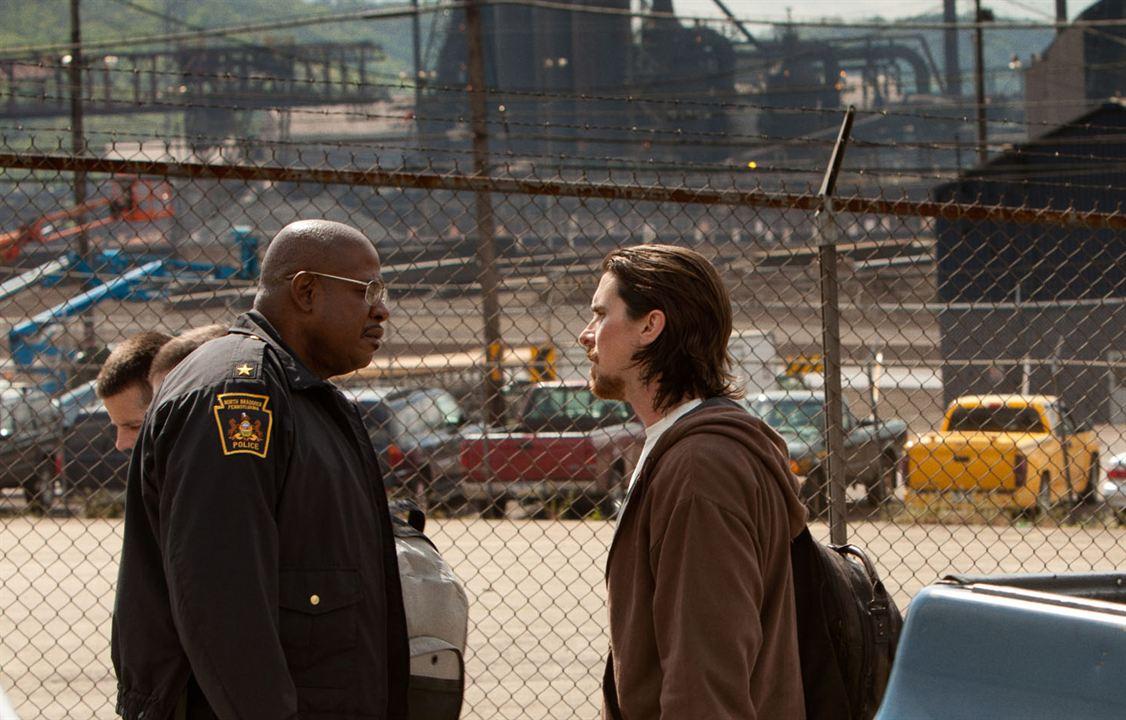 Tudo por Justiça : Foto Christian Bale, Forest Whitaker