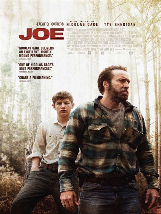 Joe : Poster