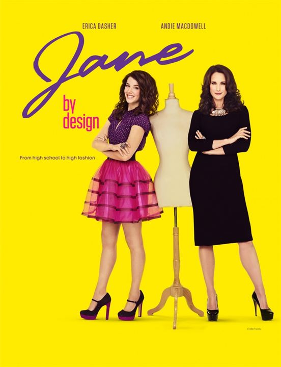 Jane By Design : Poster