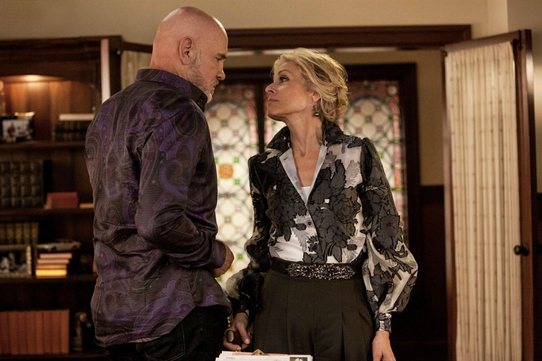 Foto Judith Light, Mitch Pileggi
