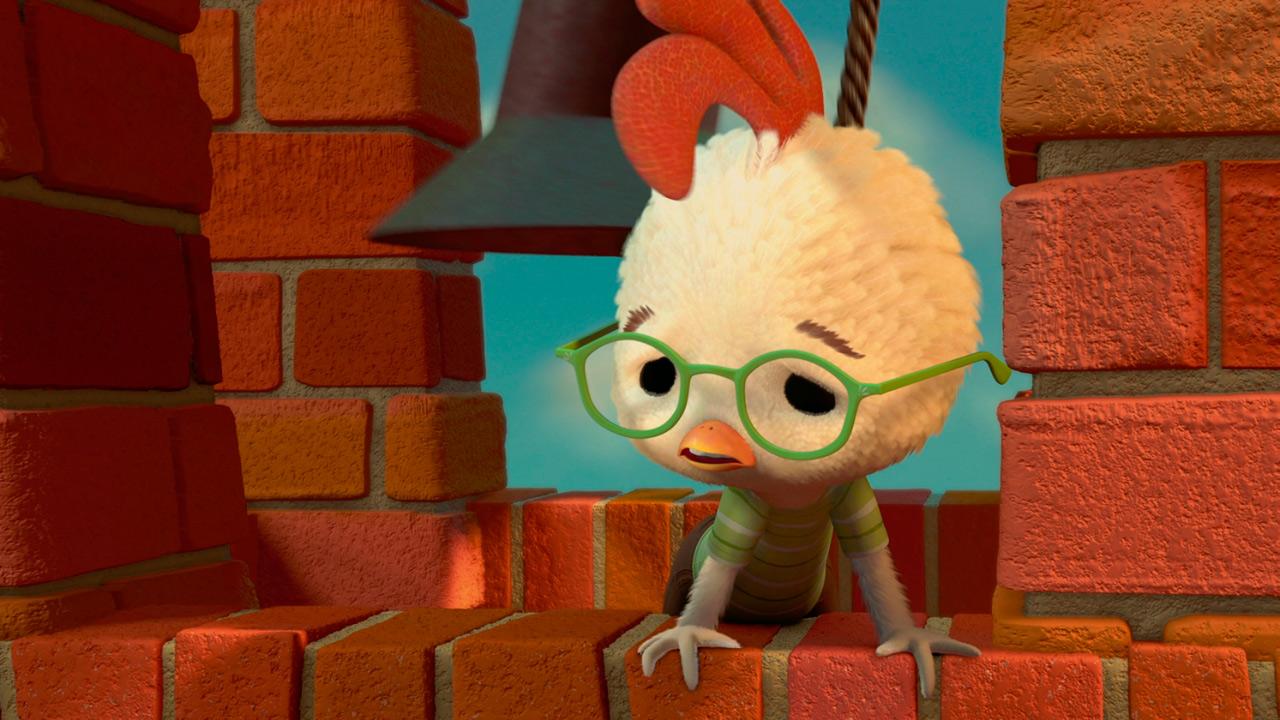 O Galinho Chicken Little