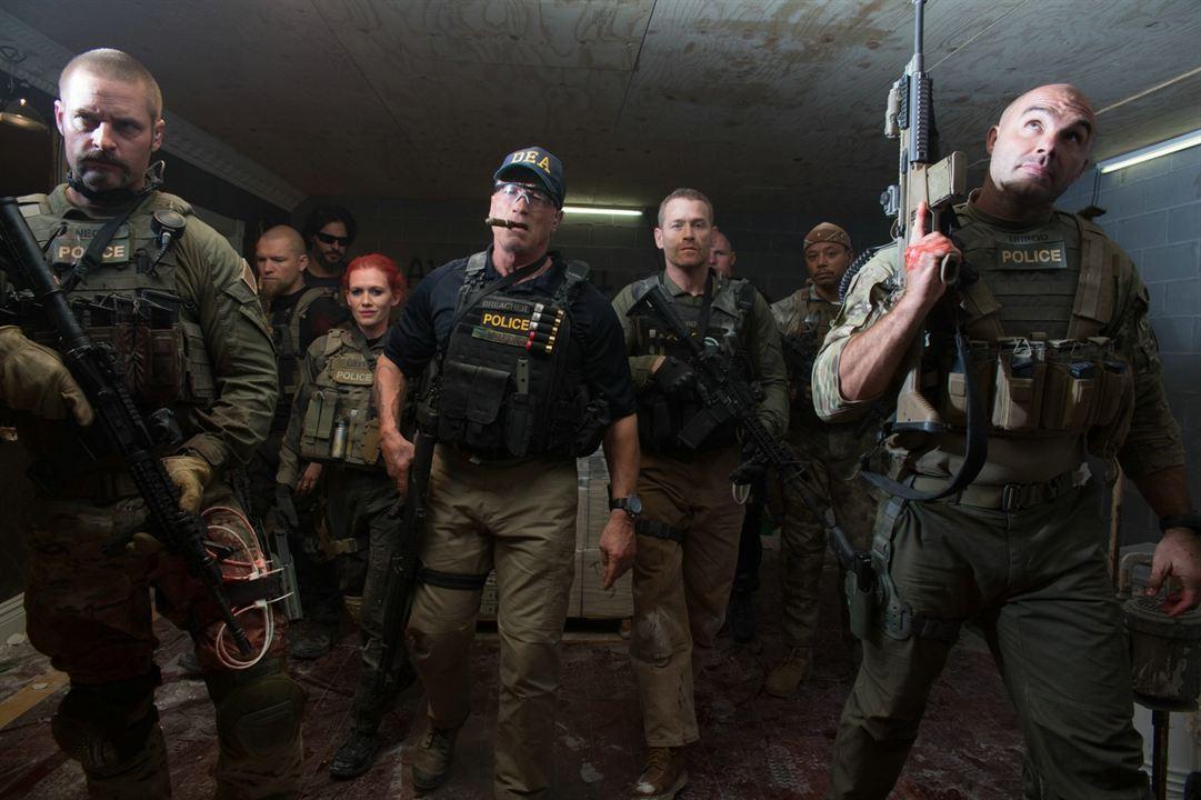 Sabotage : Foto Arnold Schwarzenegger, Josh Holloway, Max Martini, Mireille Enos, Sam Worthington