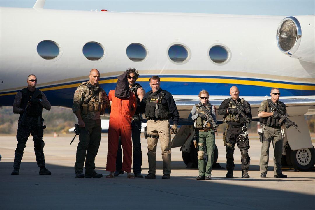 Sabotage : Foto Arnold Schwarzenegger, Joe Manganiello, Max Martini, Mireille Enos, Sam Worthington