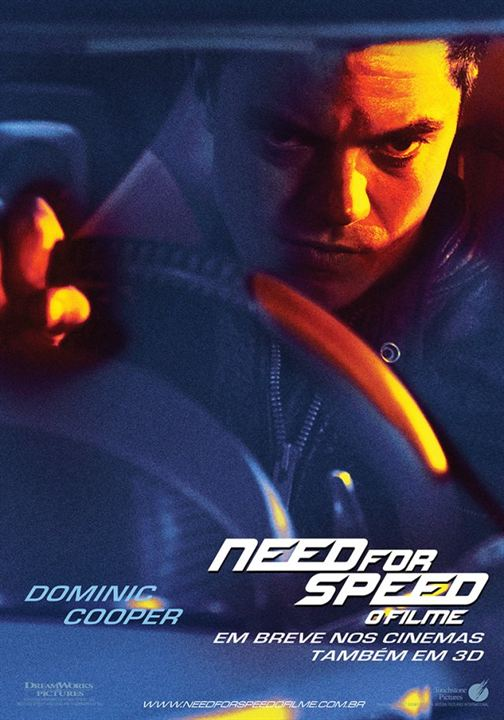 Need for Speed - O Filme : Poster