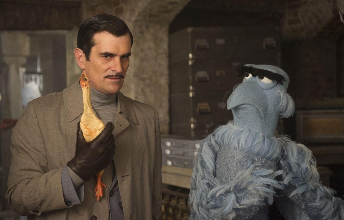 Muppets 2 - Procurados e Amados: Ty Burrell