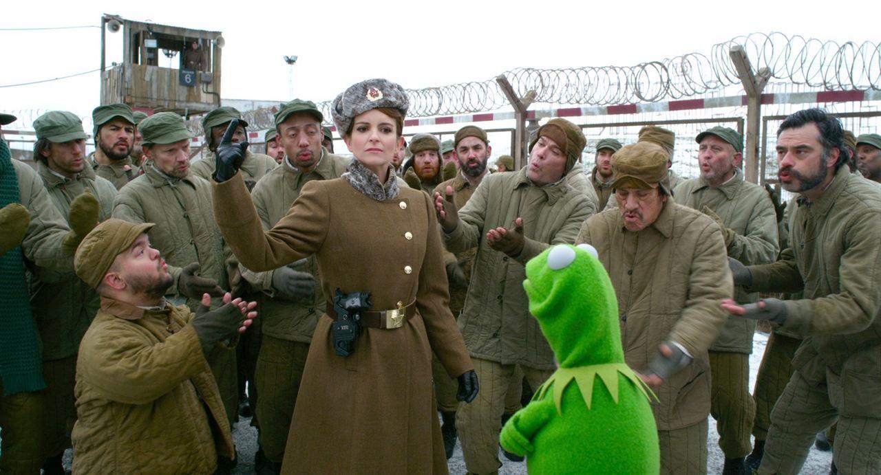 Muppets 2 - Procurados e Amados: Tina Fey