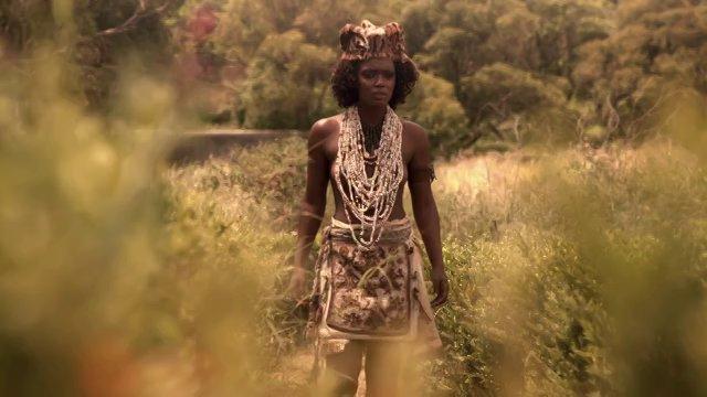 Njinga, Rainha de Angola : Foto