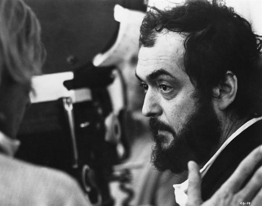 Laranja Mecânica : Foto Stanley Kubrick