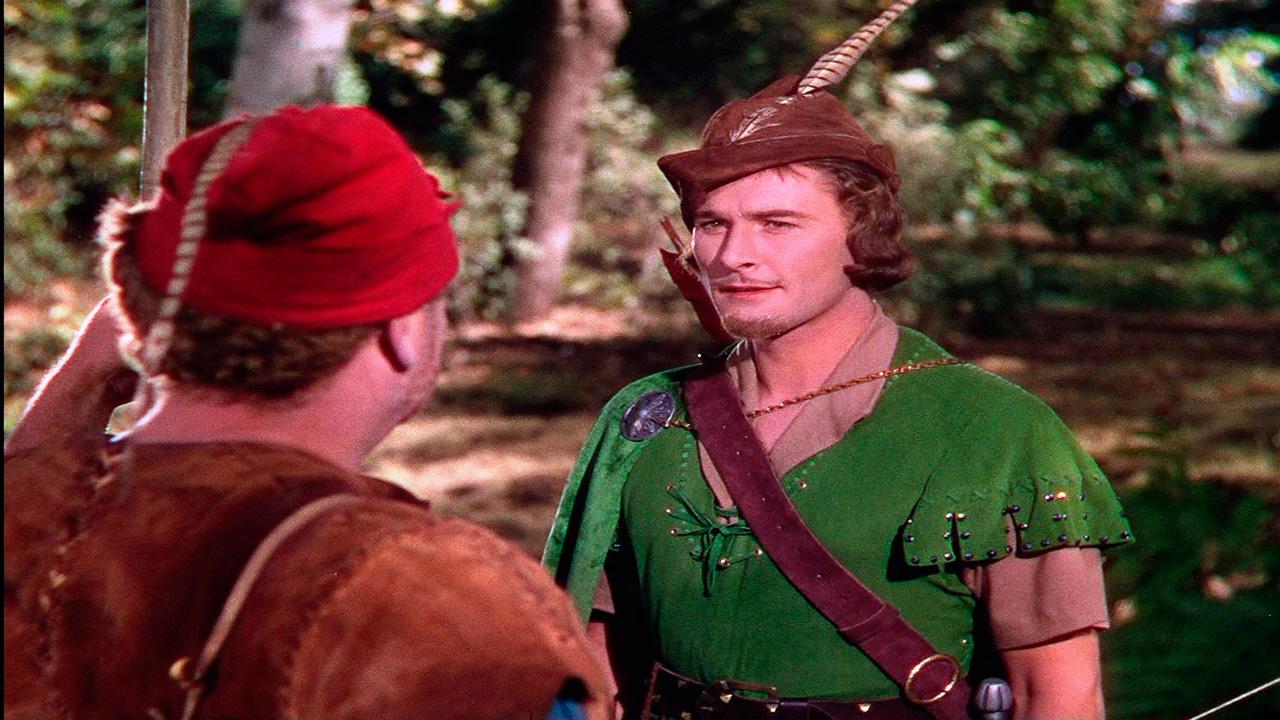As Aventuras de Robin Hood : Foto