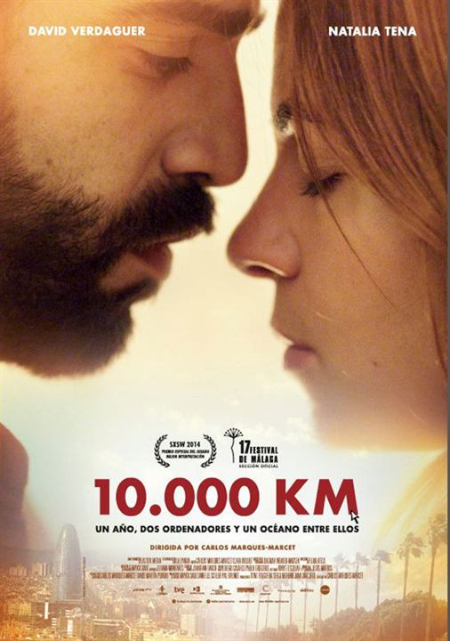 10.000 Km : Poster