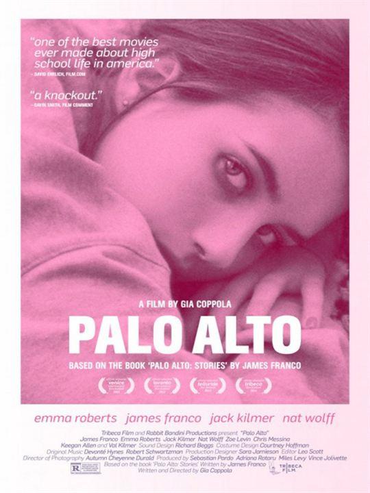 Palo Alto : Poster