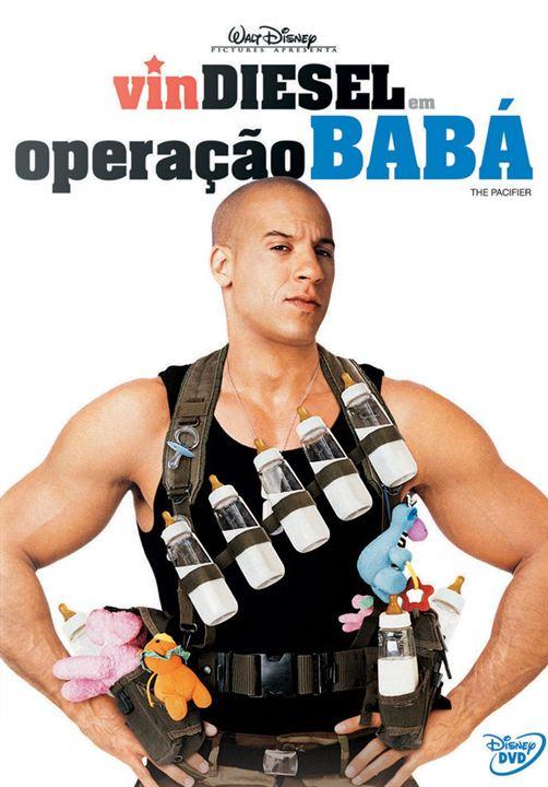 Operação Babá : Poster