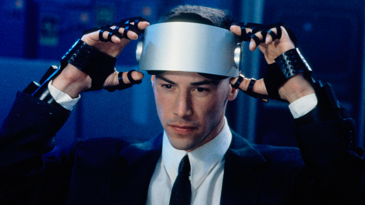 Johnny Mnemonic, o Cyborg do Futuro : Foto