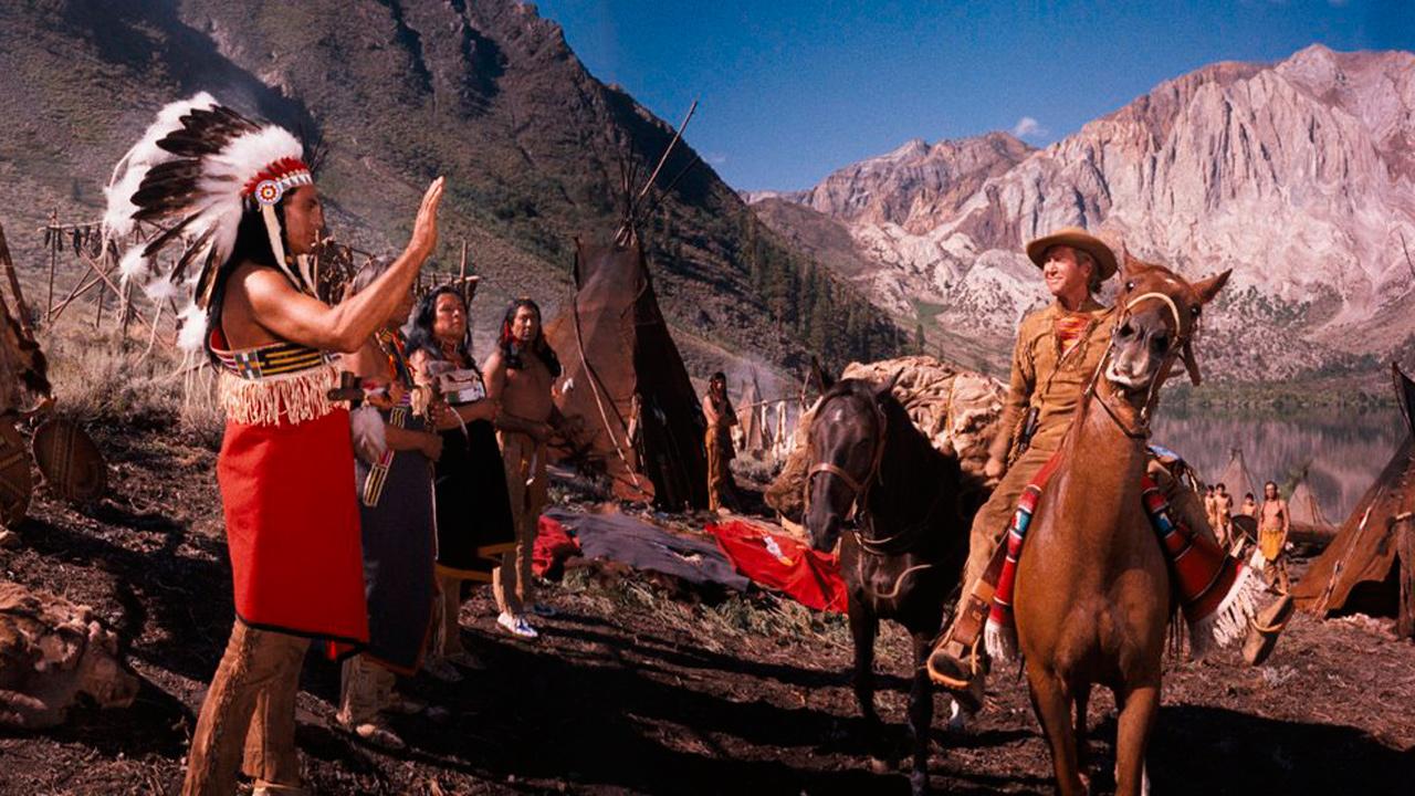 A Conquista do Oeste : Foto