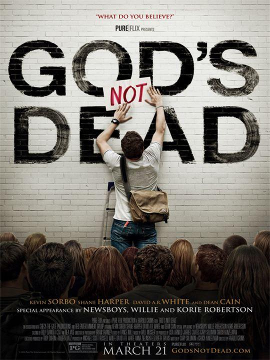 Deus Não Está Morto : Poster
