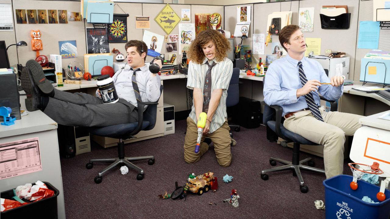 Workaholics : Foto