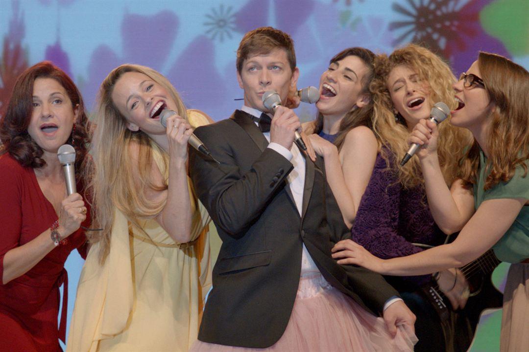 Cupcakes - Música e Fantasia : Foto Anat Waxman, Dana Ivgy, Efrat Dor, Ofer Shechter
