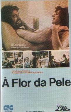À Flor da Pele : Poster