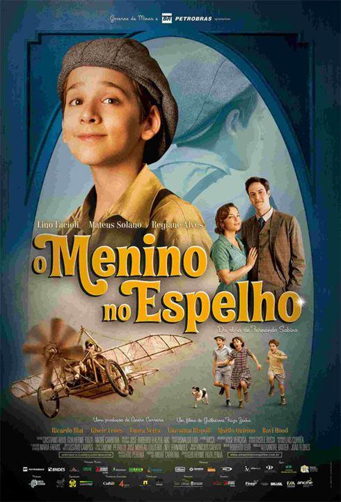 O Menino no Espelho : Poster