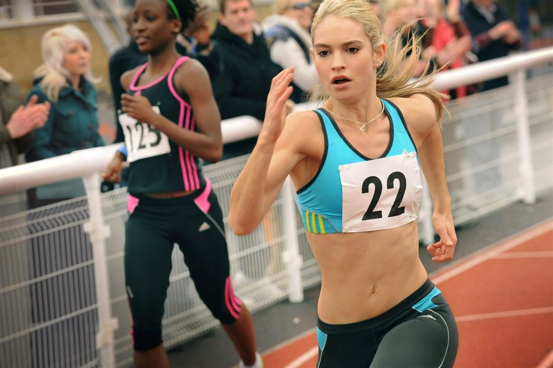 Fast Girls : Foto Lily James