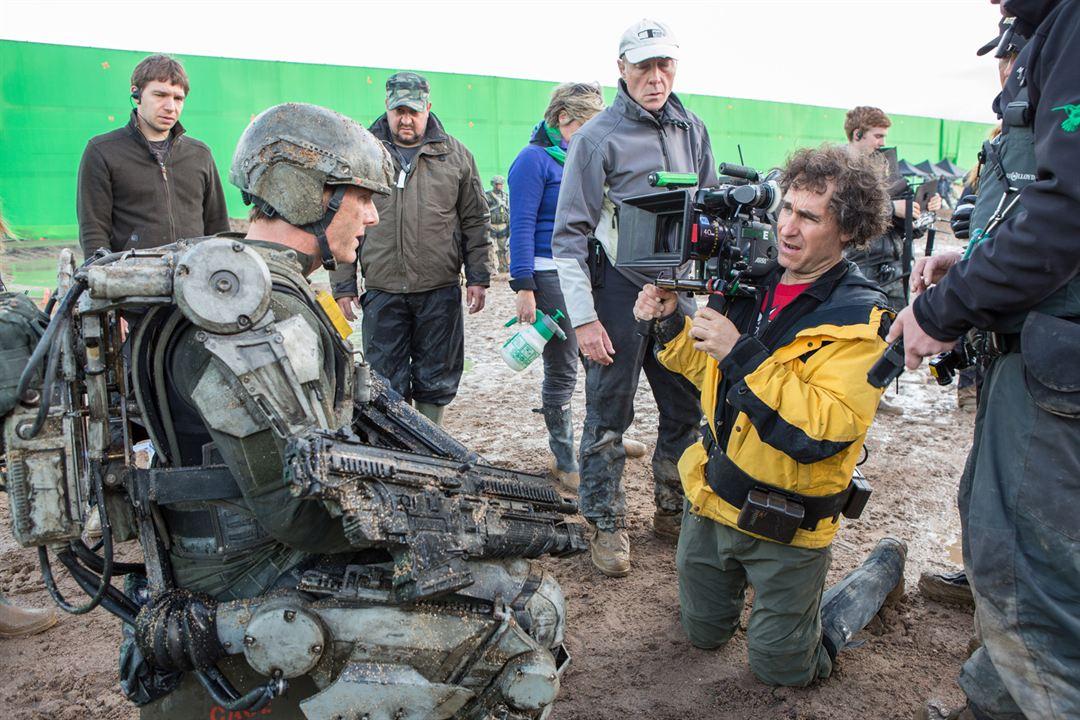 No Limite do Amanhã : Foto Doug Liman, Tom Cruise