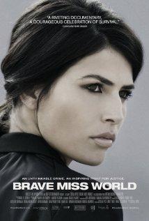 Brave Miss World : Poster